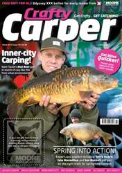 Crafty Carper March 2013 issue Crafty Carper March 2013