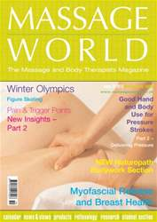 Massage World issue 79 issue Massage World issue 79