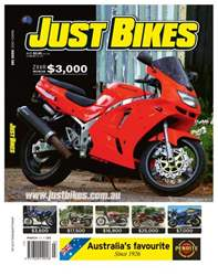Just Bikes_285 Mar13 issue Just Bikes_285 Mar13