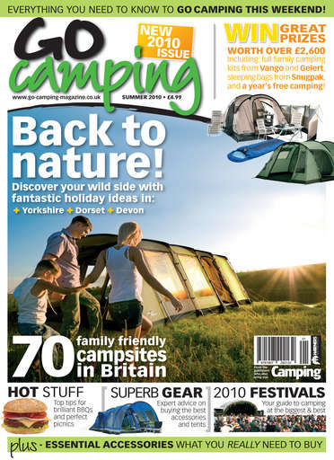 Go Camping Preview