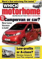 Which Motorhome April 2013 issue Which Motorhome April 2013