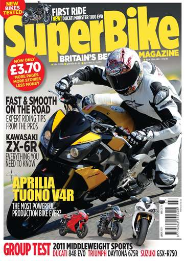 Superbike Magazine Digital Issue