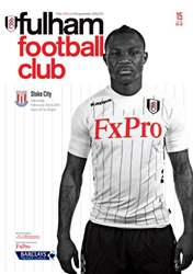 Fulham v Stoke City issue Fulham v Stoke City