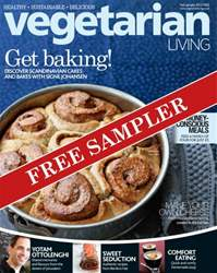 Vegetarian Living Sampler issue Vegetarian Living Sampler