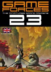 GAMEFORCES 23 ENGLISH issue GAMEFORCES 23 ENGLISH