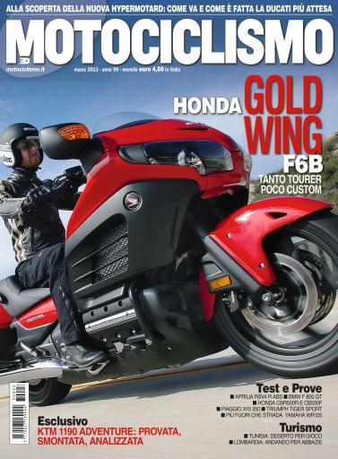 Motociclismo Preview