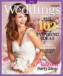 WEDDINGS 2013 issue WEDDINGS 2013