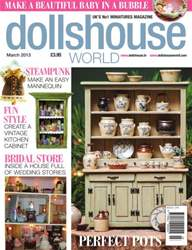 Dollshouse World Issue 246 issue Dollshouse World Issue 246