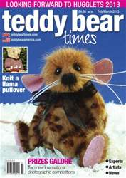 Teddy Bear Times 203 issue Teddy Bear Times 203