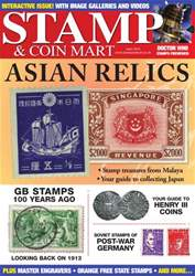 Stamp & Coin Mart April 2013 issue Stamp & Coin Mart April 2013