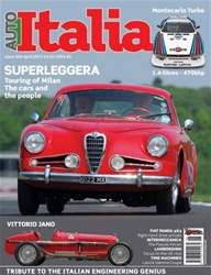 Auto Italia Magazine Issue 206 issue Auto Italia Magazine Issue 206