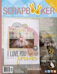 Creative Scrapbooker Magazine Cover