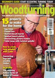 Woodturning Issue June 2011 issue Woodturning Issue June 2011