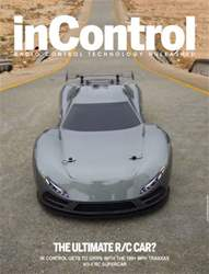 In Control Magazine Cover