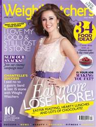 Weight Watchers April 2013 issue Weight Watchers April 2013