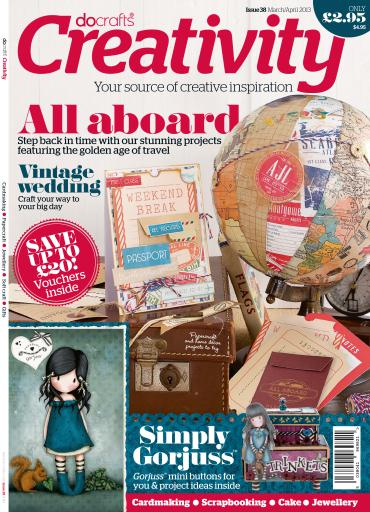 docrafts® Creativity Digital Issue