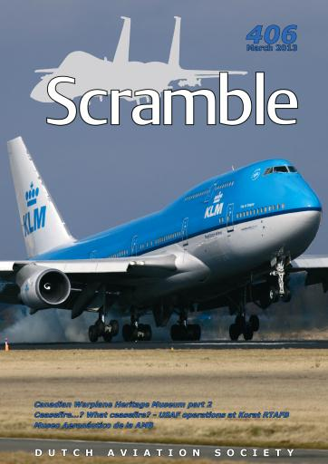 Scramble Magazine Preview