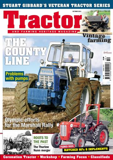 Tractor & Farming Heritage Magazine Digital Issue