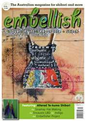 Embellish Magazine Issue 13 issue Embellish Magazine Issue 13
