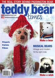 Teddy Bear Times Issue 202 issue Teddy Bear Times Issue 202