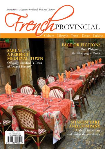 French Provincial Preview