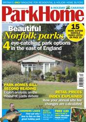 Park Homes April 2013 issue Park Homes April 2013