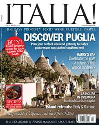 April 2013 Discover Puglia issue April 2013 Discover Puglia