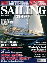 Sailing Today Magazine Cover