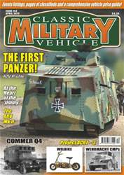 #143 The first Panzer issue #143 The first Panzer