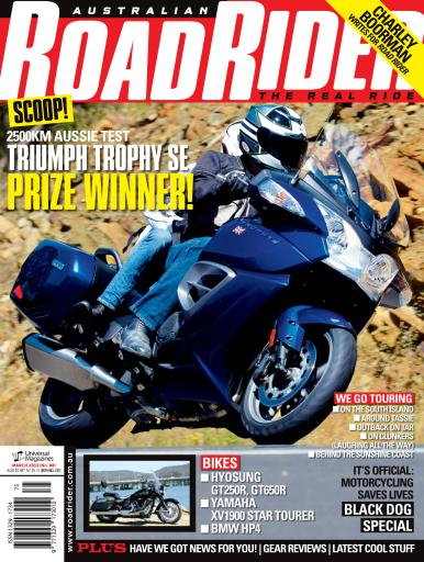 Australian Road Rider Digital Issue