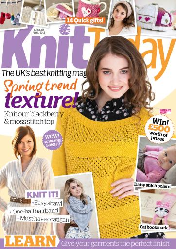 Knit Today Preview