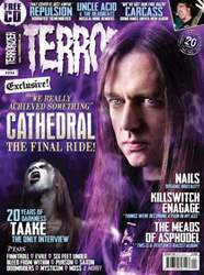 Terrorizer 234 April 2013 issue Terrorizer 234 April 2013