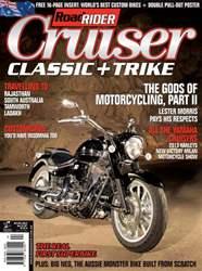 Cruiser & Trike Magazine Cover