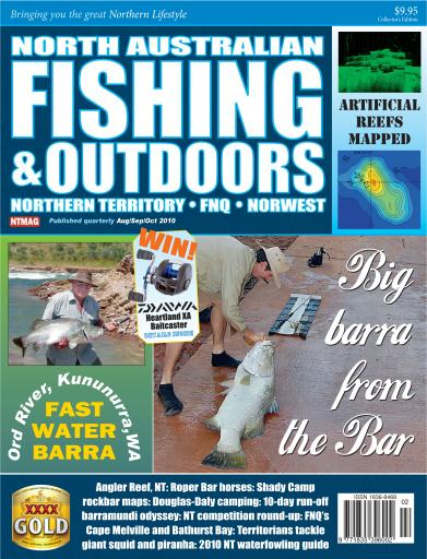 North Australian Fishing and Outdoors Magazine Digital Issue