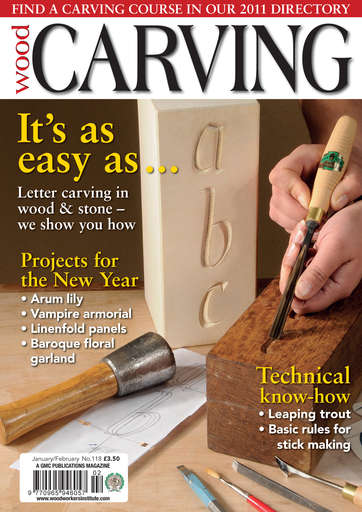 Woodcarving Digital Issue