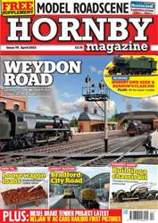 Hornby Magazine April 2013 issue Hornby Magazine April 2013