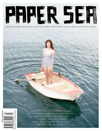 Paper Sea Quarterly Preview