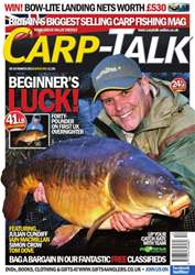 Carp-Talk Magazine Cover