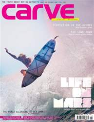 Carve Surfing Magazine Issue 141 issue Carve Surfing Magazine Issue 141