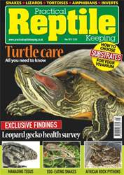 No.48 Turtle Care issue No.48 Turtle Care