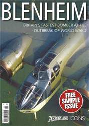 Aeroplane Icons Magazine Cover