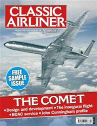 Classic Airliner Sampler issue Classic Airliner Sampler
