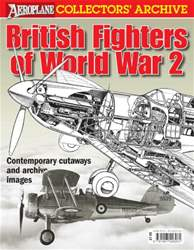Fighters of World War 2 issue Fighters of World War 2