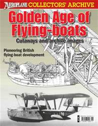 Golden Age of Flying boats issue Golden Age of Flying boats
