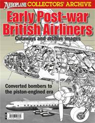 Early Post-war British Airliners issue Early Post-war British Airliners