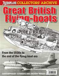 Great British Flying Boats issue Great British Flying Boats