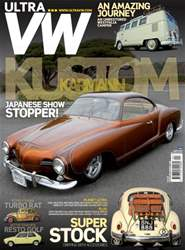 Ultra VW Magazine Cover