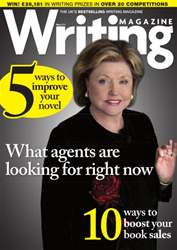 Writing Magazine May 2013 issue Writing Magazine May 2013