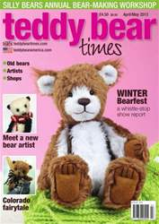 Teddy Bear Times Issue 204 issue Teddy Bear Times Issue 204