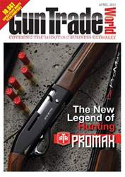 Gun Trade World Magazine Cover